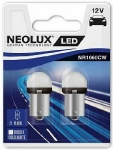 NEOLUX LED R10W / BA15S 6000K 1,2W 12V NR1060CW 4052899477650 :: NEOLUX LED (Gaismas diodes)