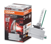 OSRAM D3S ksenona spuldze Night Breaker 4052899340664 :: OSRAM NIGHT BREAKER Unlimited Xenarc