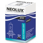 NEOLUX H7 halogēna spuldze BLUE POWER LIGHT / 80W / 5000K / 4052899471030