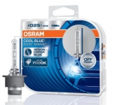 OSRAM D2S ксеноновые лампы (x2) COOL BLUE BOOST XENARC 4052899441026 :: D2S